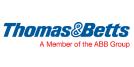 thomas & betts logo