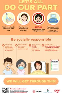 Social Responsibilities during Covid19