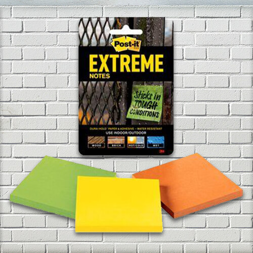 Post-it extreme note