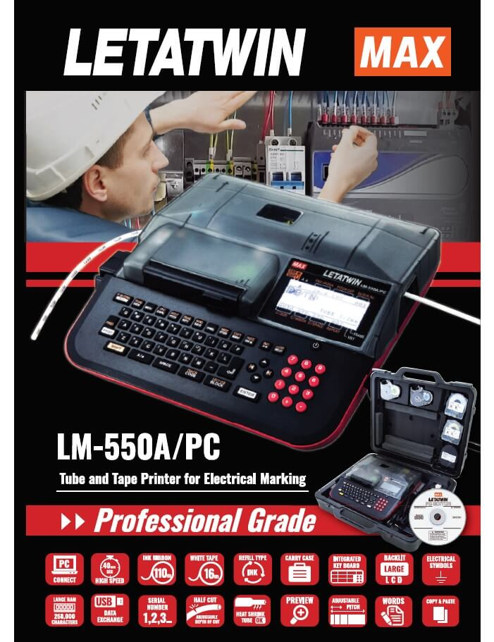 Max LM550A Catalogue