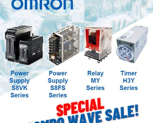 Omron Compo Wave Promotion 2020