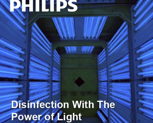 Philips UVC Lighting