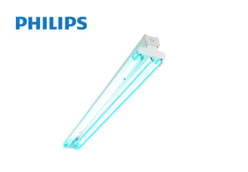 Philips UV-C disinfection batten
