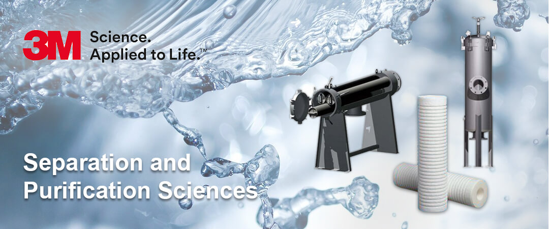 Water Separation and Purification Sciences