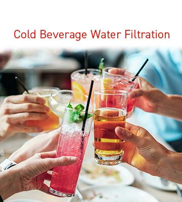 3m cold beverage water filtration