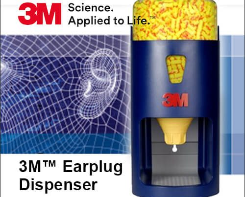 3M Earplugs Dispenser