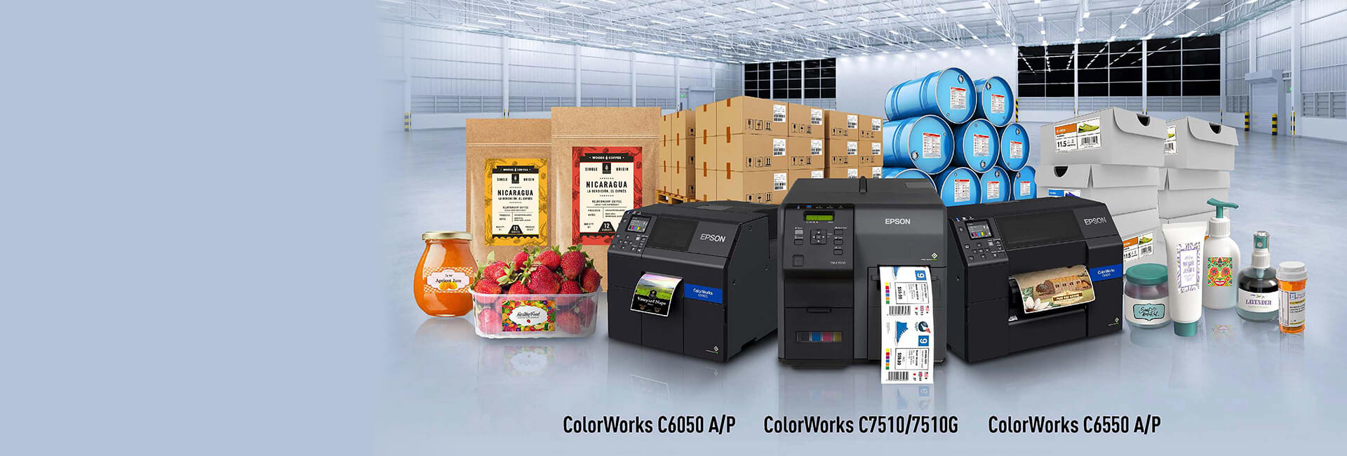 Epson ColorWorks Trade-In banner