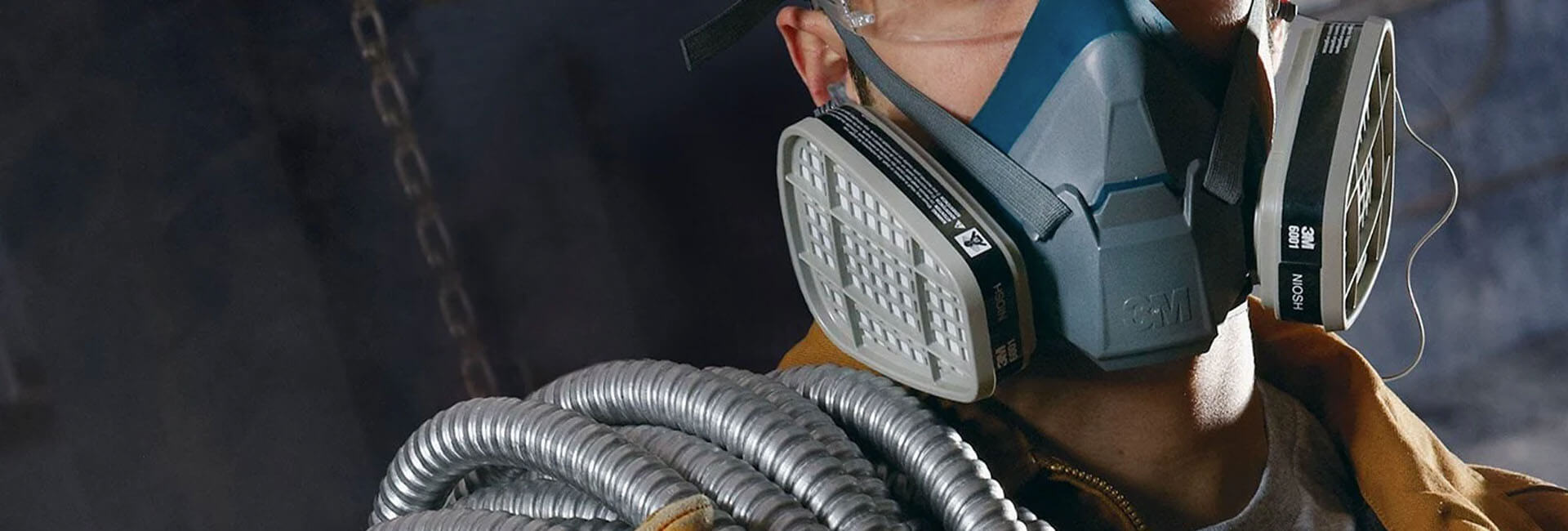 3M respirator promotion - upgrade your gear