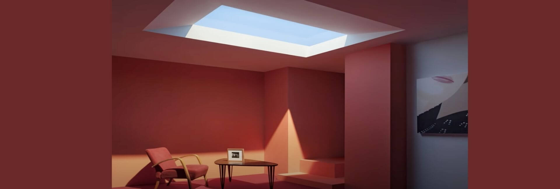 CoeLux Artificial Skylight System