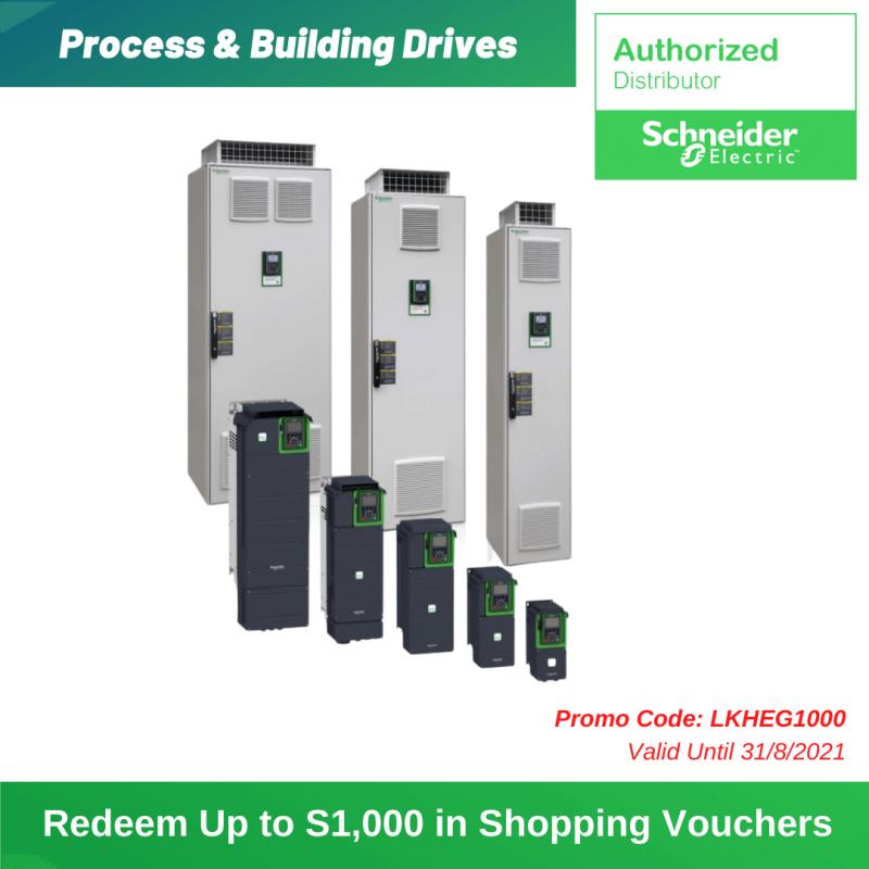 Schneider Electric Process & Building Drives