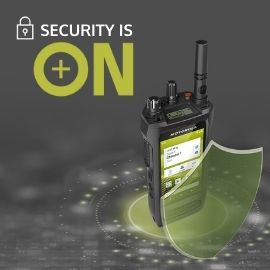 Mototrbo - Security is on